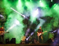 Live en el estadio de Tarapoto City