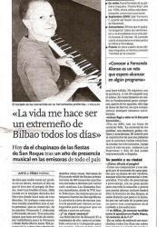 """Entrevista Diario """"HOY"""""""