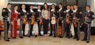 Mariachi Oro y Plata Con Carolina Cruz