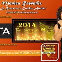 Monica Resendiz Nominada a Premios Lo Mejor en EU.