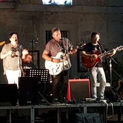 Concierto Valdemorillo, rockin' on stage!