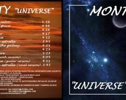 """UNIVERSE"" portada"