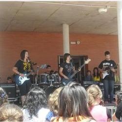 Nuestro primer concierto