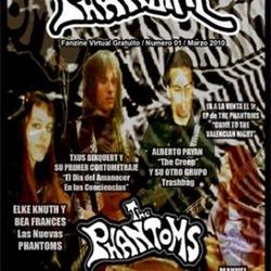 Banner FANZINE Nº 1 / Phanzine (Marzo 2010)