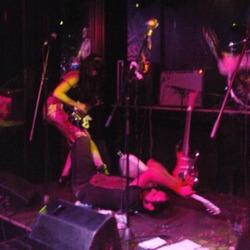 Los Válvulas en Leclub sept 2010