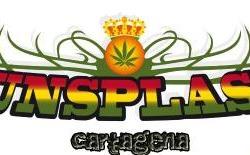 logo del sunsplash cartagena de indias