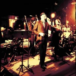 David Dominique Jazz Band live