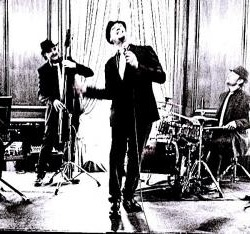 David Dominique Jazz Band in Palace Hotel